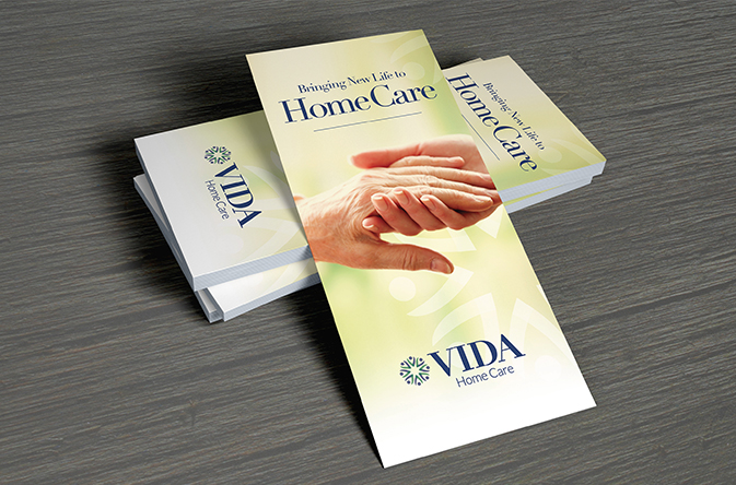 image of brochure design